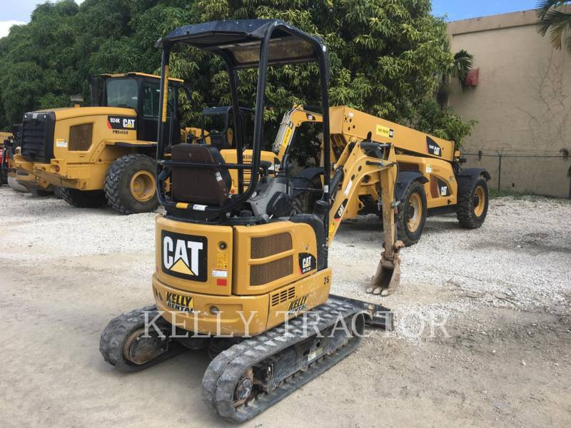Caterpillar EXCAVATOARE PE ŞENILE 301.7DCR equipment  photo 5