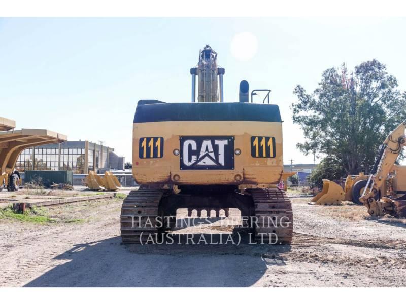 CATERPILLAR TRACK EXCAVATORS 365CL equipment  photo 8