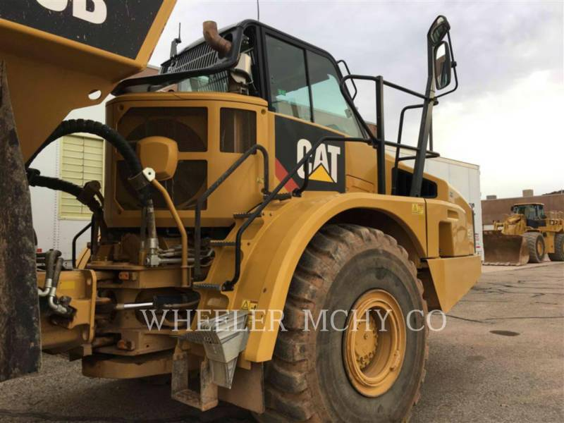 CATERPILLAR CAMIONES ARTICULADOS 740B TG equipment  photo 3