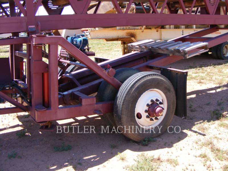 MASABA FOREST PRODUCTS RADIAL STACKER equipment  photo 8