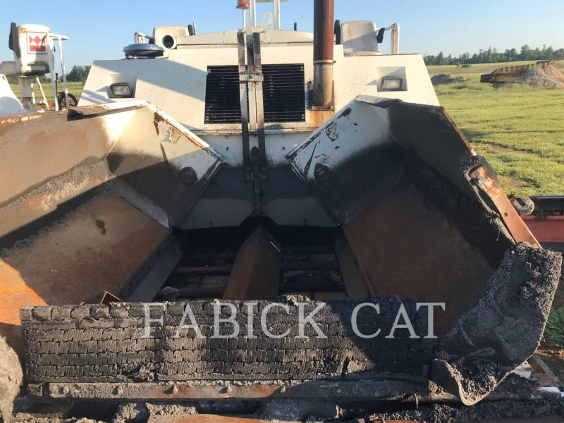 TEREX CORPORATION PAVIMENTADORES DE ASFALTO CR462 equipment  photo 5