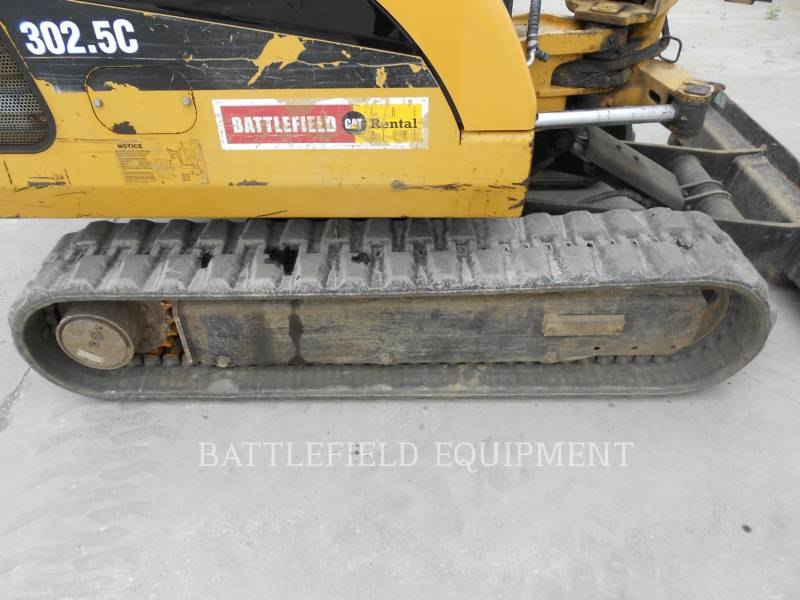 CATERPILLAR PELLES SUR CHAINES 302.5C equipment  photo 9