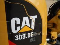 CATERPILLAR EXCAVADORAS DE CADENAS 303.5E2CR equipment  photo 20