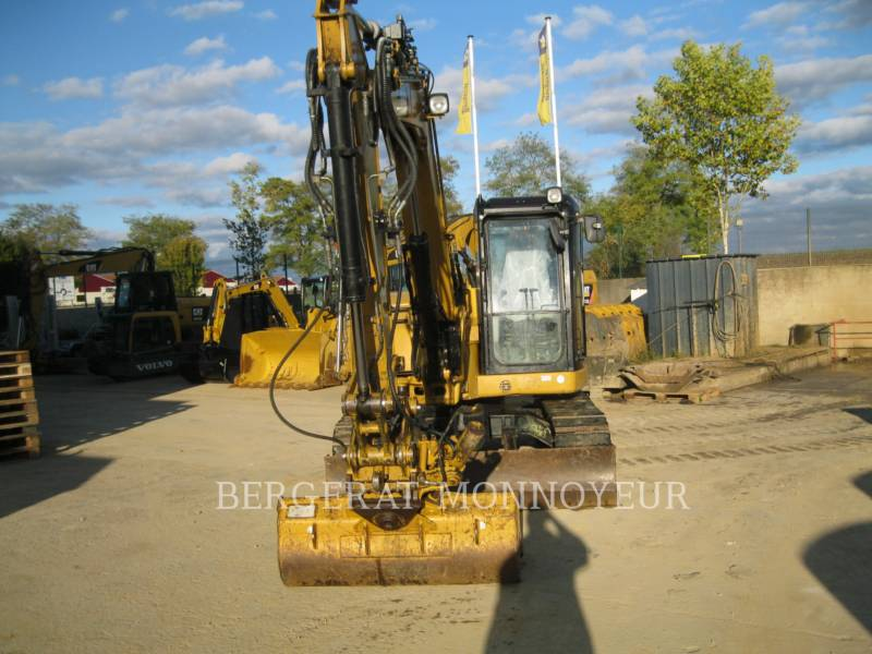 CATERPILLAR PELLES SUR CHAINES 308D equipment  photo 6