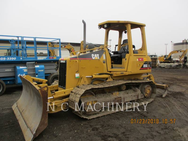 CATERPILLAR CIĄGNIKI GĄSIENICOWE D5G XLCN equipment  photo 1