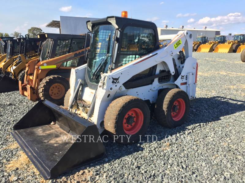 BOBCAT CHARGEURS COMPACTS RIGIDES S650 equipment  photo 1
