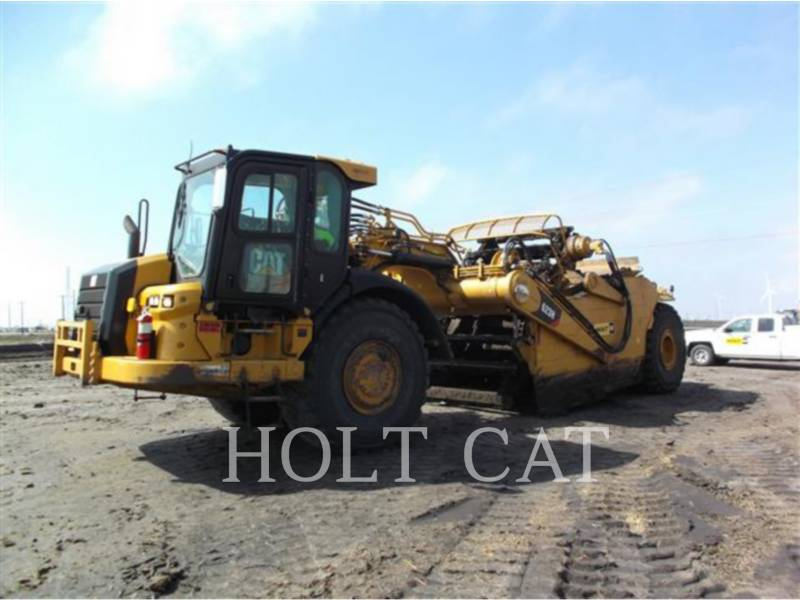 CATERPILLAR ホイール・トラクタ・スクレーパ 623H equipment  photo 2