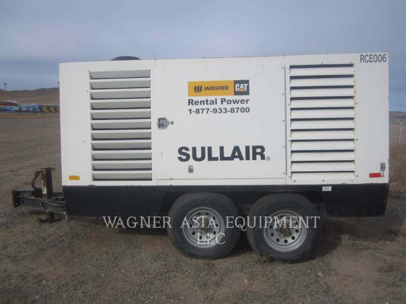 SULLAIR COMPRESOR DE AIRE 750HH equipment  photo 6
