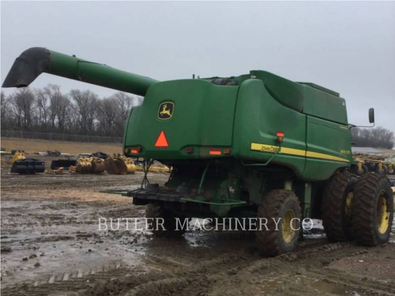 DEERE & CO. COMBINES 9670 STS equipment  photo 3