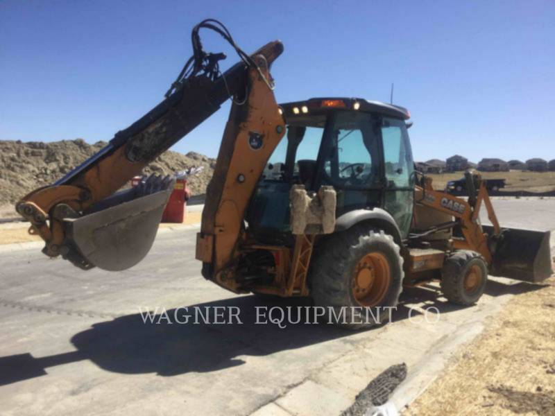 CASE BACKHOE LOADERS 580 SN equipment  photo 5
