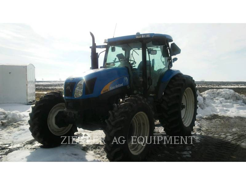 NEW HOLLAND LTD. AG TRACTORS T6070PLUS equipment  photo 1
