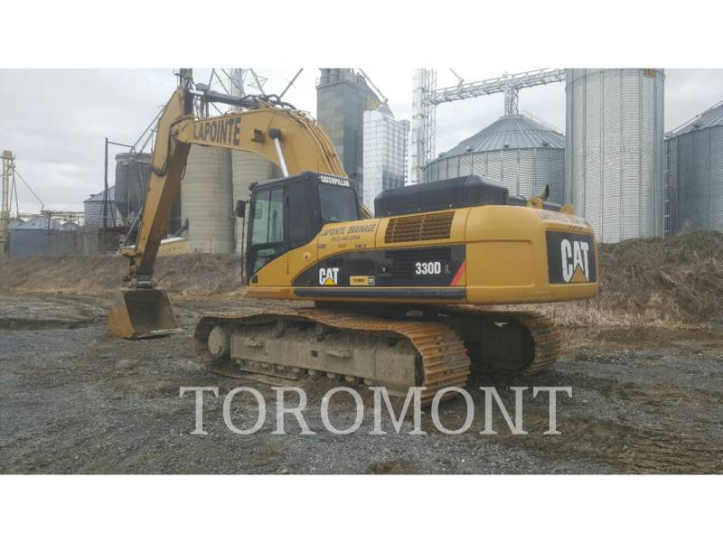 CATERPILLAR PELLES SUR CHAINES 330DL equipment  photo 1