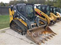 Equipment photo DEERE & CO. 317G ÎNCĂRCĂTOARE PENTRU TEREN ACCIDENTAT 1