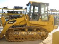CATERPILLAR 履帯式ローダ 963D equipment  photo 4