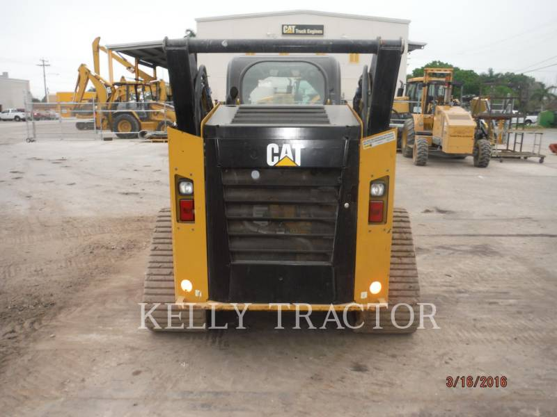 CATERPILLAR MULTI TERRAIN LOADERS 287D equipment  photo 7
