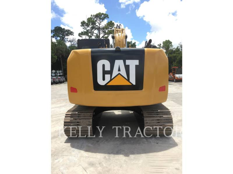 CATERPILLAR TRACK EXCAVATORS 313FL equipment  photo 4