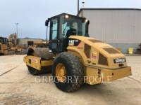 CATERPILLAR EINZELVIBRATIONSWALZE, GLATTBANDAGE CS56 equipment  photo 8