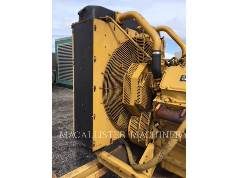 CATERPILLAR GRUPPI ELETTROGENI FISSI 3412 equipment  photo 2
