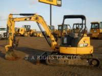 CATERPILLAR KETTEN-HYDRAULIKBAGGER 305.5E equipment  photo 4