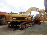 CATERPILLAR TRACK EXCAVATORS 330D equipment  photo 2