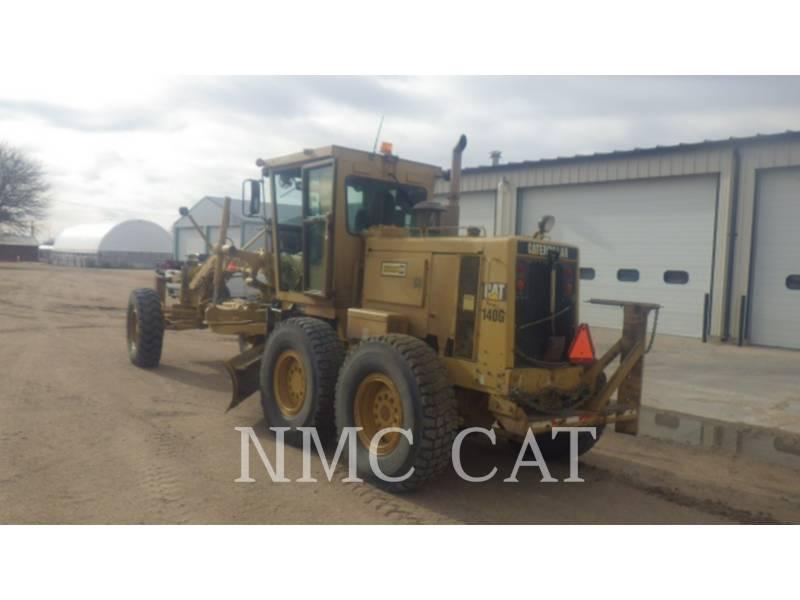 CATERPILLAR モータグレーダ 140G equipment  photo 2