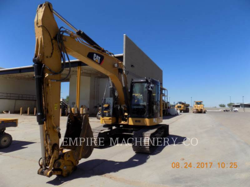 CATERPILLAR KOPARKI GĄSIENICOWE 314E LCR P equipment  photo 4