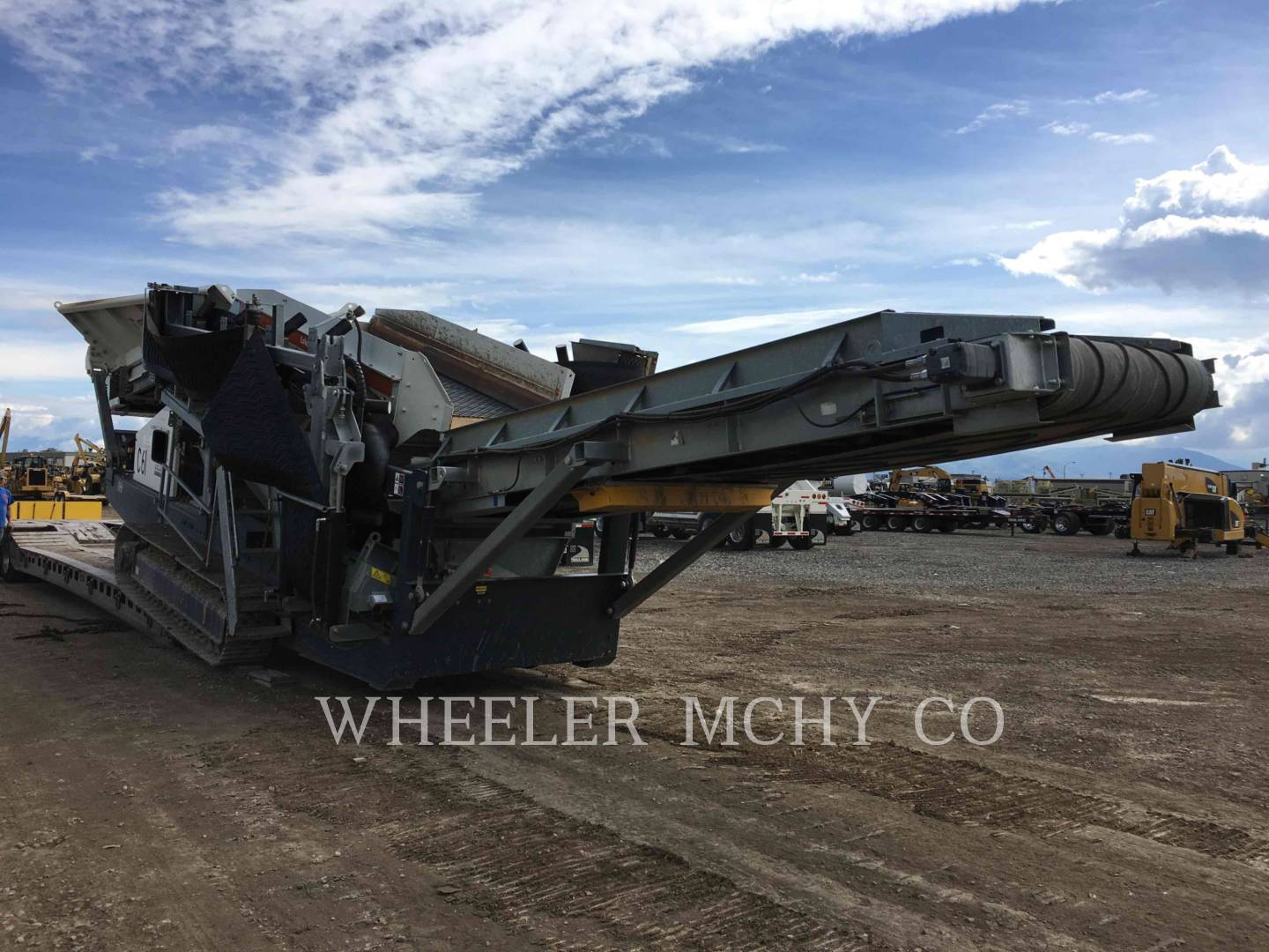 Detail photo of 2014 Metso ST2.4 SCRN from Construction Equipment Guide