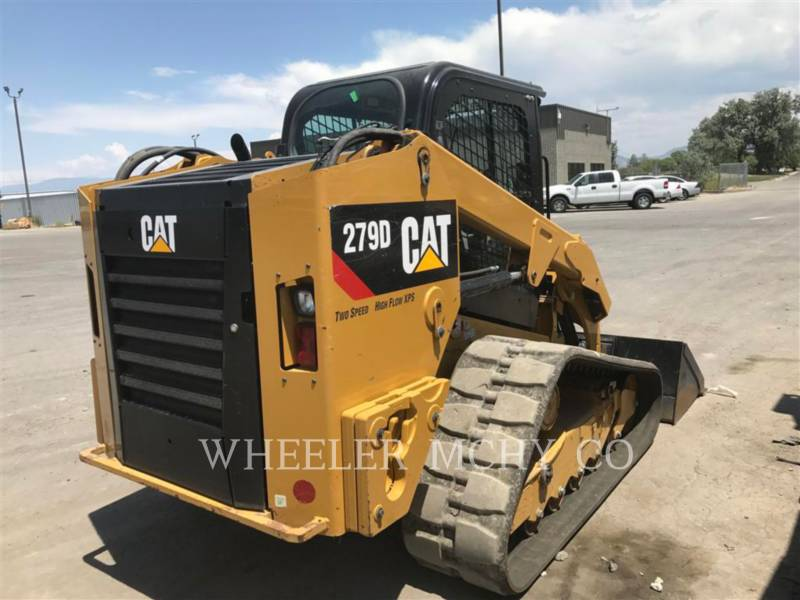 CATERPILLAR CARGADORES MULTITERRENO 279D C3 HF equipment  photo 2