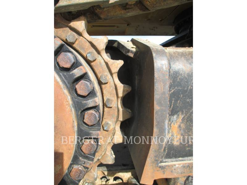 CATERPILLAR KETTEN-HYDRAULIKBAGGER 345D equipment  photo 10