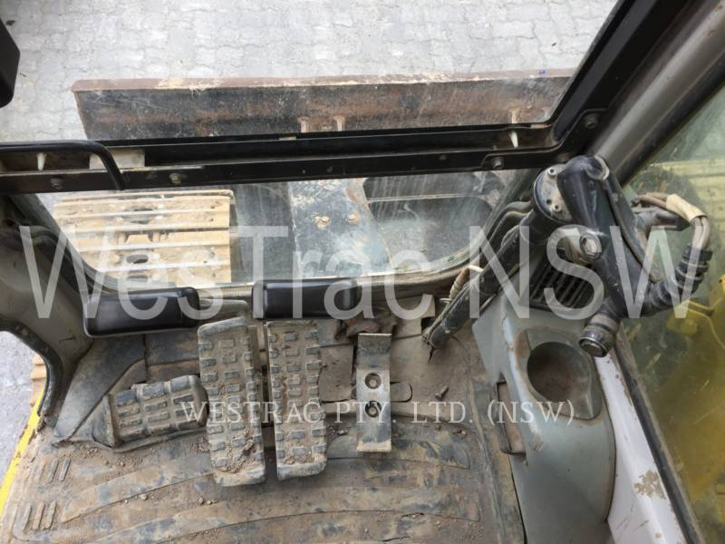 SUMITOMO EXCAVADORAS DE CADENAS SH125X-3 equipment  photo 17