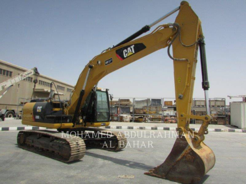 CATERPILLAR EXCAVADORAS DE CADENAS 320 D L equipment  photo 7