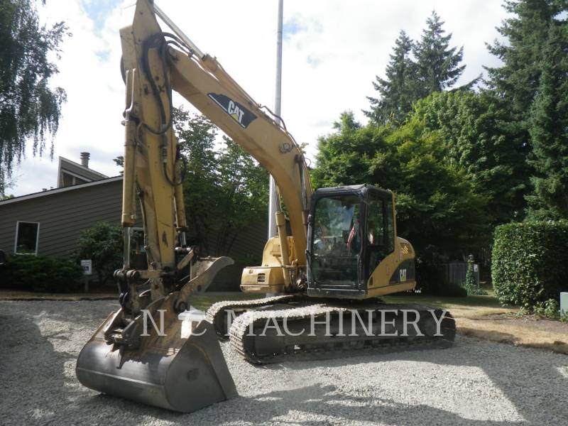 CATERPILLAR KETTEN-HYDRAULIKBAGGER 312C L equipment  photo 4