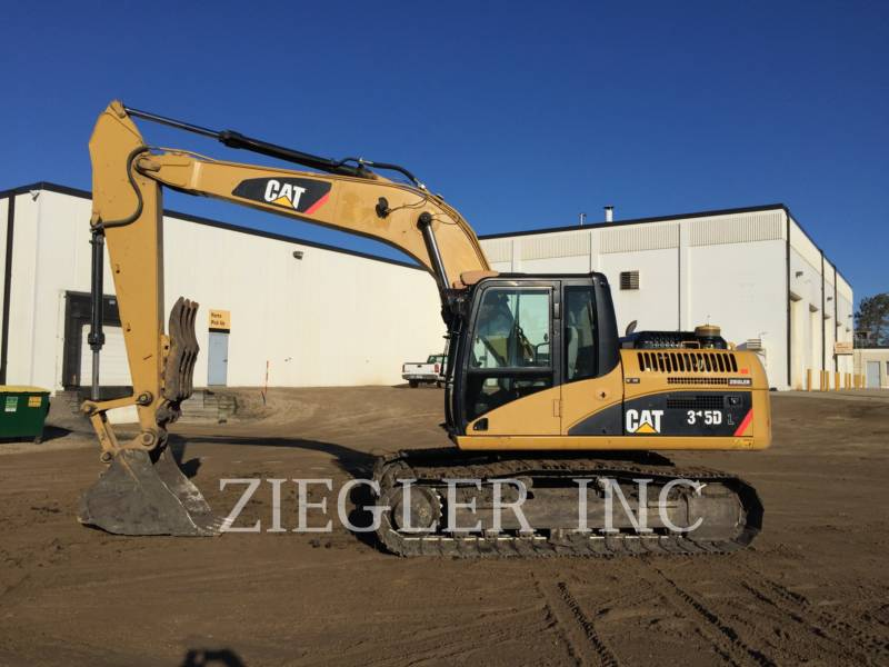 CATERPILLAR TRACK EXCAVATORS 315DL equipment  photo 7