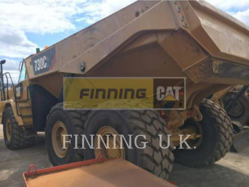 CATERPILLAR ARTICULATED TRUCKS 730C2 equipment  photo 5