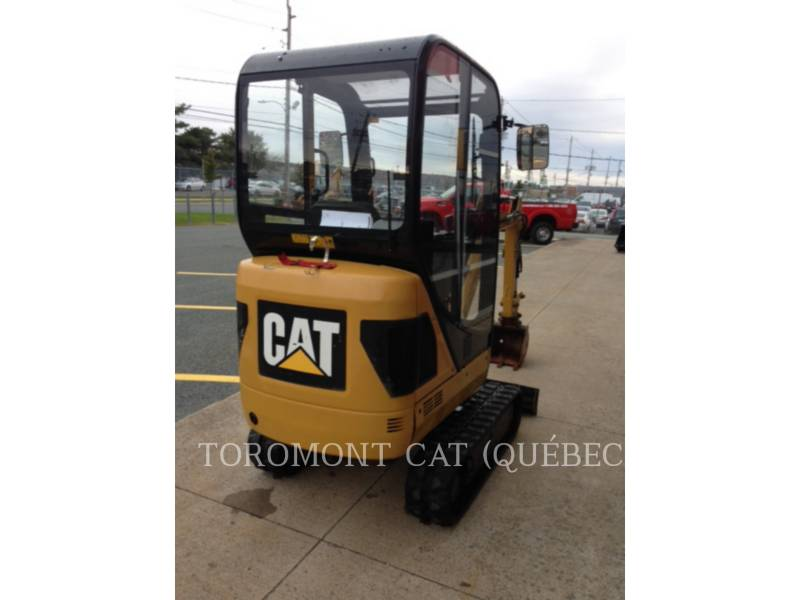 CATERPILLAR TRACK EXCAVATORS 301.4C equipment  photo 7