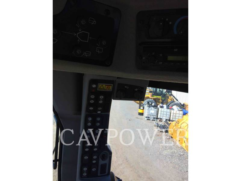 CATERPILLAR MOTOR GRADERS 140M2AWD equipment  photo 9