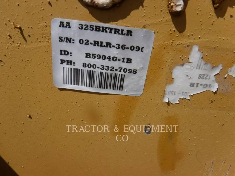 CATERPILLAR ATTREZZATURA - BENNA 325BKTRLR equipment  photo 4