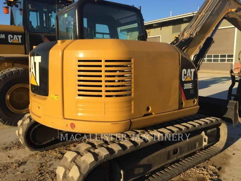 CATERPILLAR KETTEN-HYDRAULIKBAGGER 308E2CRSB equipment  photo 4