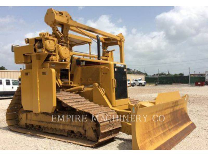 Caterpillar TRACTOARE CU ŞENILE D6N LGP equipment  photo 4