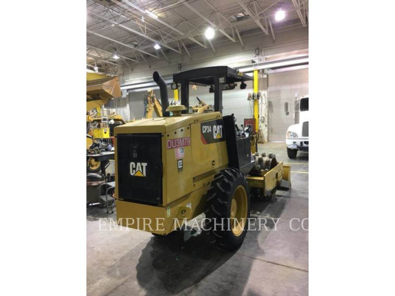 CATERPILLAR TRILLENDE ENKELE TROMMEL OPVULLING CP34 equipment  photo 4
