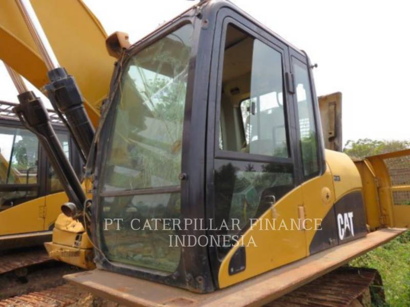 CATERPILLAR PELLES SUR CHAINES 320D equipment  photo 4