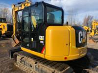 CATERPILLAR KOPARKI GĄSIENICOWE 308E2CRSB equipment  photo 4