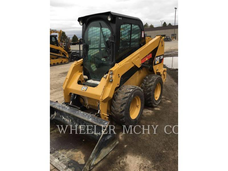 CATERPILLAR CHARGEURS COMPACTS RIGIDES 236D C3-H2 equipment  photo 1