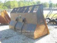 CAT WORK TOOLS (SERIALIZED) WT - BUCKET IT38G WHEEL LOADER/BUCKET CHIP equipment  photo 3