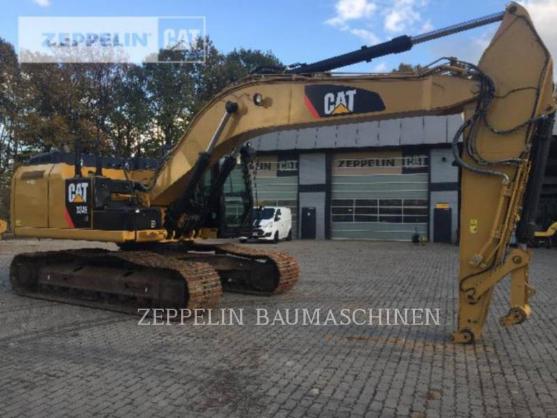 CATERPILLAR トラック油圧ショベル 324ELN equipment  photo 2