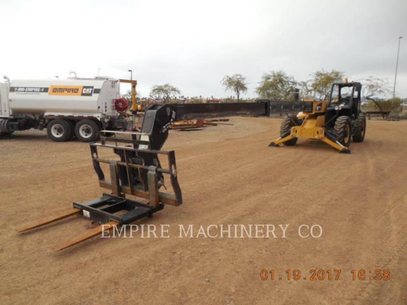 CATERPILLAR MANIPULADOR TELESCÓPICO TH514C equipment  photo 4