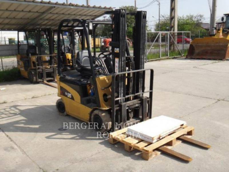 MITSUBISHI CATERPILLAR FORKLIFT MONTACARGAS EP16N equipment  photo 2