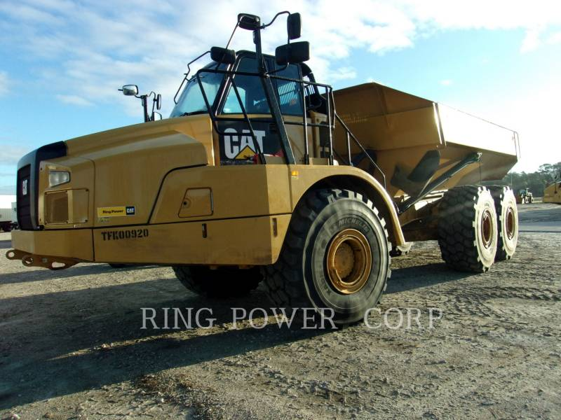 CATERPILLAR CAMIONES ARTICULADOS 745CTG equipment  photo 1