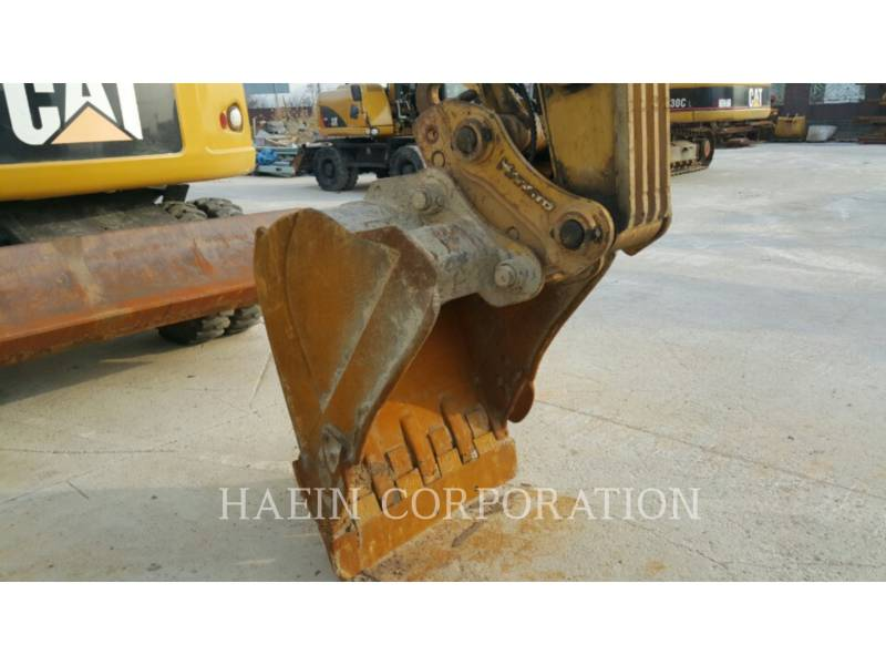 CATERPILLAR ESCAVADEIRAS DE RODAS M313D equipment  photo 8