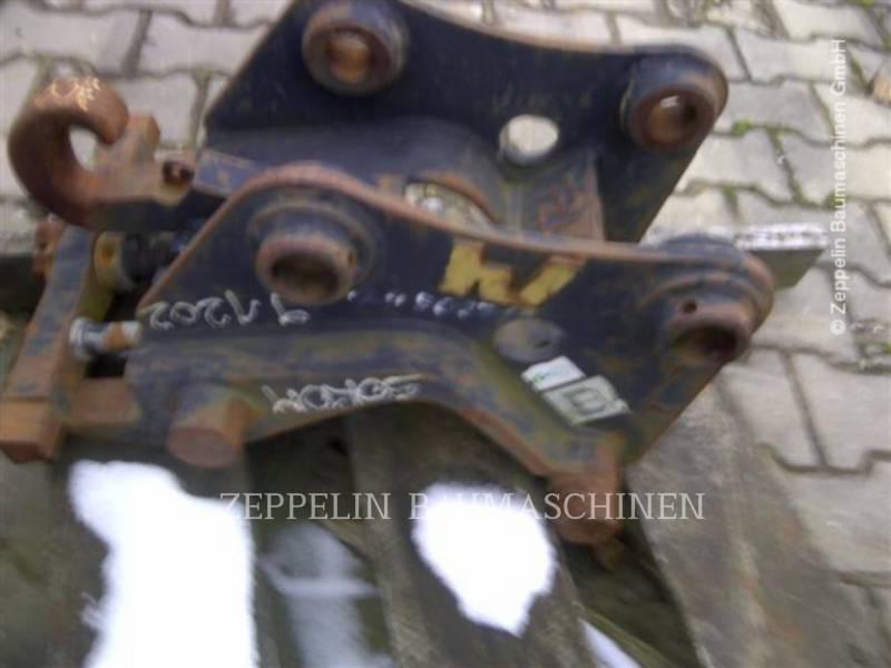 VERACHTERT AG - HECKBAGGER-ARBEITSGERÄT CW10-304.5 equipment  photo 4
